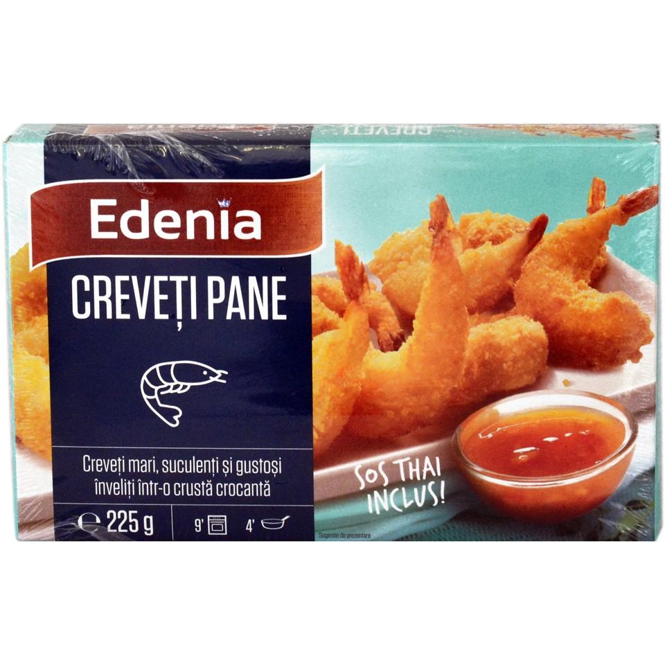 CREVETI PANE EDENIA 225 GR